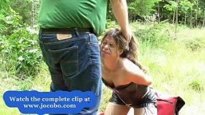 Loué Avec BDSM Temps De Sexe Dans La Forêt De Baneasa