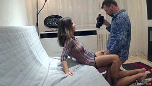 Couple Pervers Filmant Leur Premier Jeu Sexuel En Lune De Miel