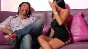 Sofia Baise Le Sexe Et Fétiche Au Casting Avec Gigolo Croco