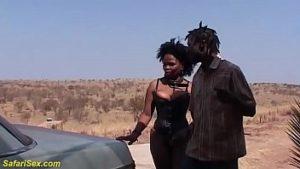 Porno avec deux Africains sans protection